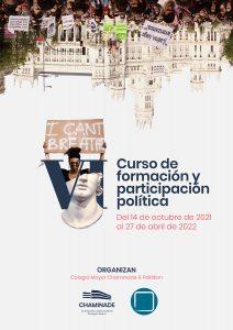 VI Curso de Formación y Participación Política