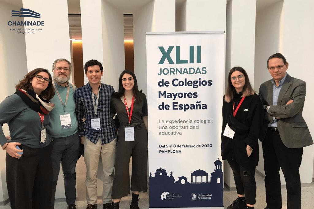 Jornadas Colegios Mayores Pamplona