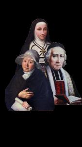 Guillermo José Chaminade, Adela de Batz y Teresa María de Lamourous