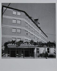 Fotografía del CMU Chaminade en 1966
