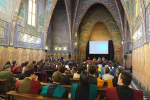 Asamblea General del Consejo de Colegios Mayores de España en 2019