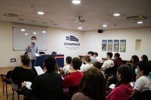 Presentación del VI Curso de Formación y Participación política